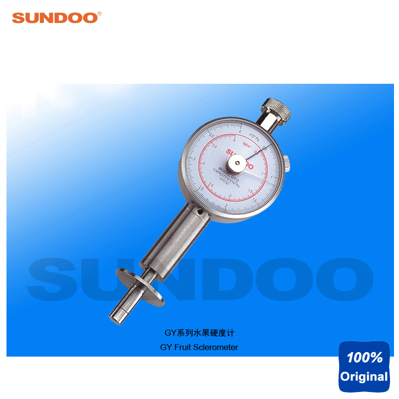 Sundoo GY-2 Pointer Fruit Durometer Sclerometer for Apples, Pears, Strawberries and Grapes etc.