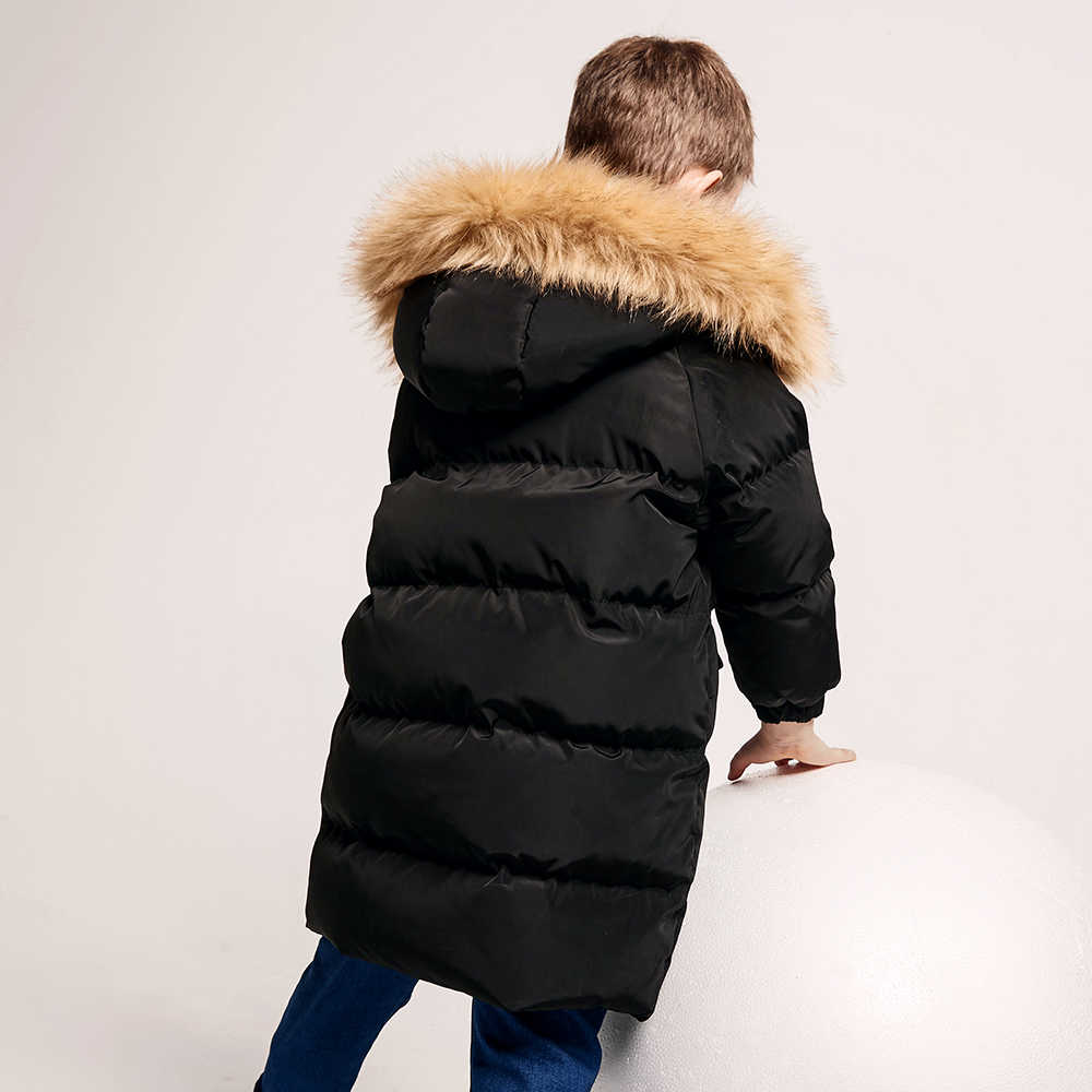 Balabala-20 学位ベビー少年のジャケット冬ウール厚みキッズガールズ秋付きウォーム子供のため 2-6Y