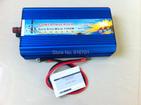 Digital display Inverter pure sine wave 1500W surge power 3000W dc12v to ac220v Inverter, power supply