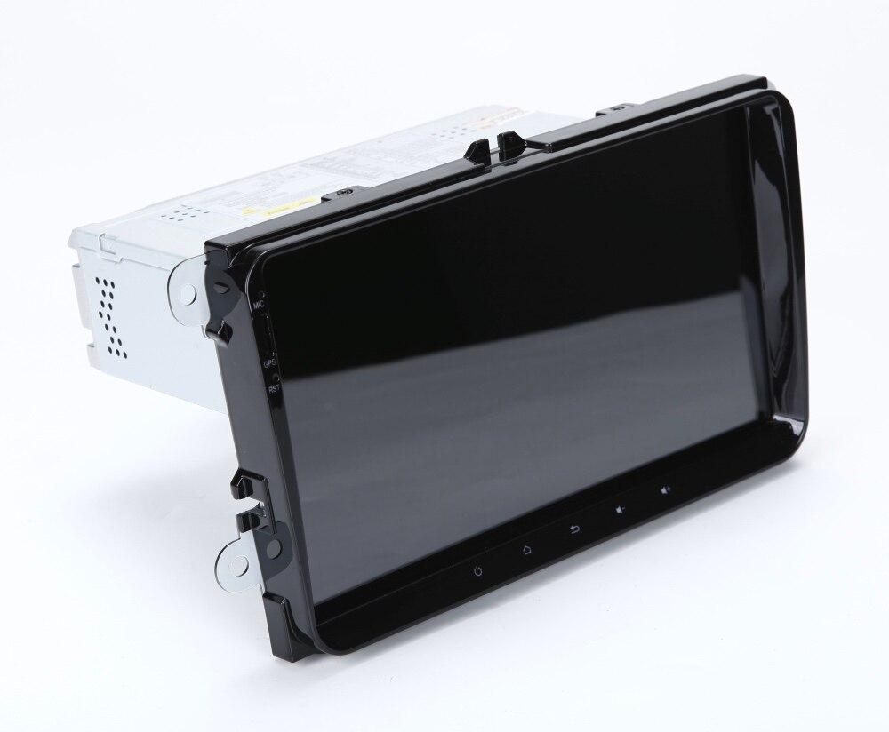 Octa Core, 4g di RAM, 9 pollice Android 8.0 GPS Per Auto Multimediale di Navigazione Radio Per Volkswagen VW Magotan golf 5 Passat Tiguan Jetta Polo