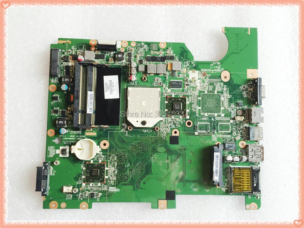 577065-001 for Compaq Presario CQ61 G61 NOTEBOOK G61 CQ61 Laptop Motherboard DDR2 Integrated CQ61Z-400 NOTEBOOK PC клавиатура для ноутбука hp compaq presario cq61 g61 series topon top 69773 черный