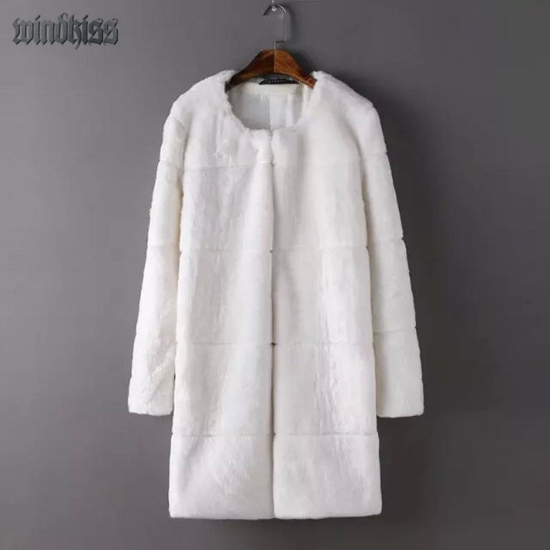 Women Clothing Classic Wide Waisted Long Cotton Padded Coat 2016 New European and American Style Winter
