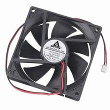 10 PCS/LOT GDT DC 12V 2P Brushless Cooling Fan 92mm x 25mm 9225s Cooler Heatsink Radiator
