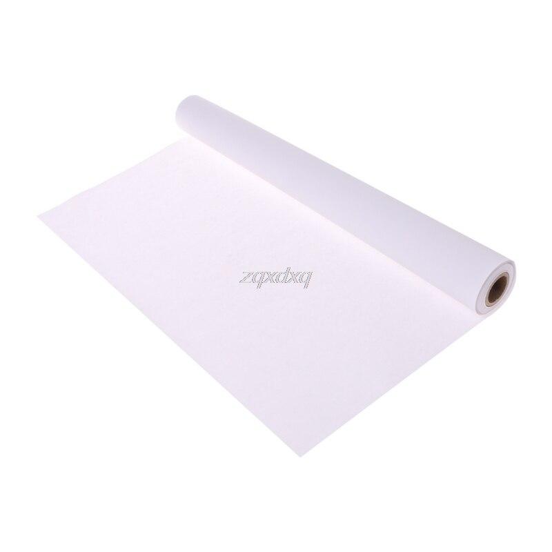 10 mt Qualität Zeichnung Papier Rolle Weiß Kinder Kunst Skizze Malen Malerei Bord Nov12 Drop schiff