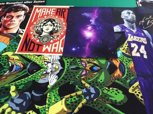 Autocollant mural en tissu soie | Autocollant pour spectacle de Miles Davis dans une discothèque, affiche Art, décor dintérieur lumineux, N0793