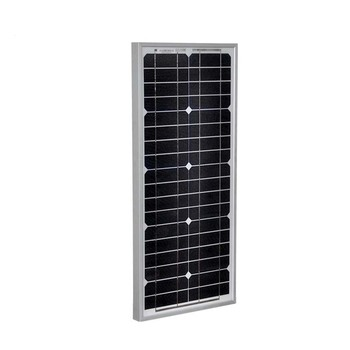 TUV CE Solar Panel 12v 20w Solar Plate Portable Solar Battery Charger Camping Car Caravane Solar Light System LED lamp