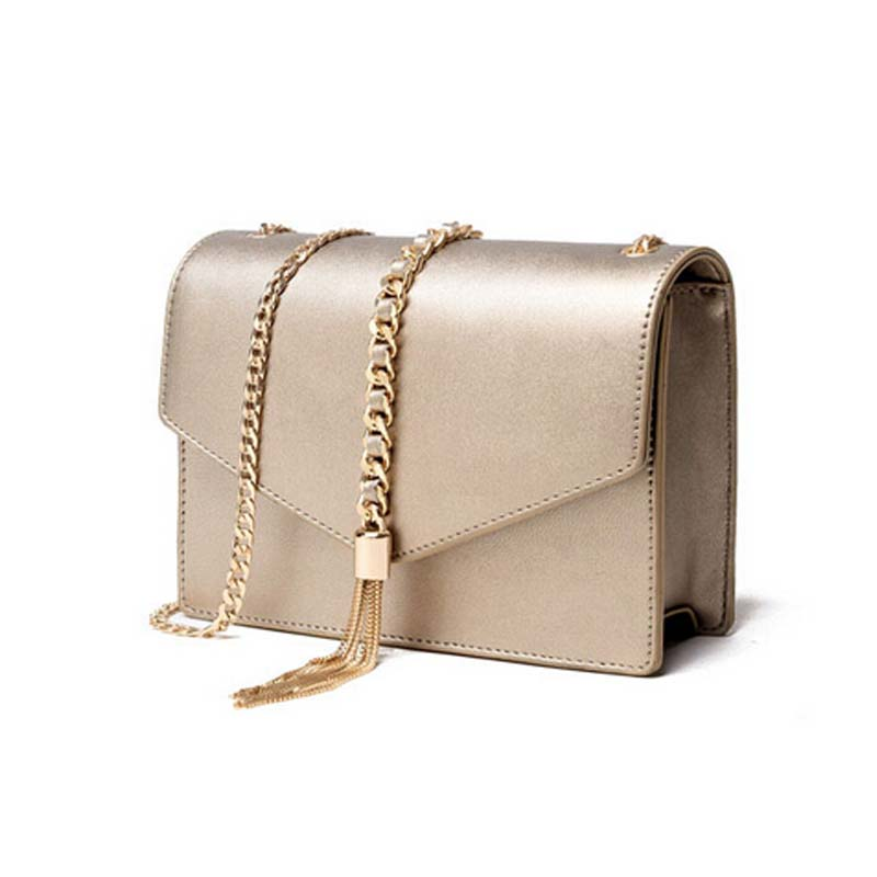 borla couro bolsa feminia sac Color : Black, pink, white, golden, blue