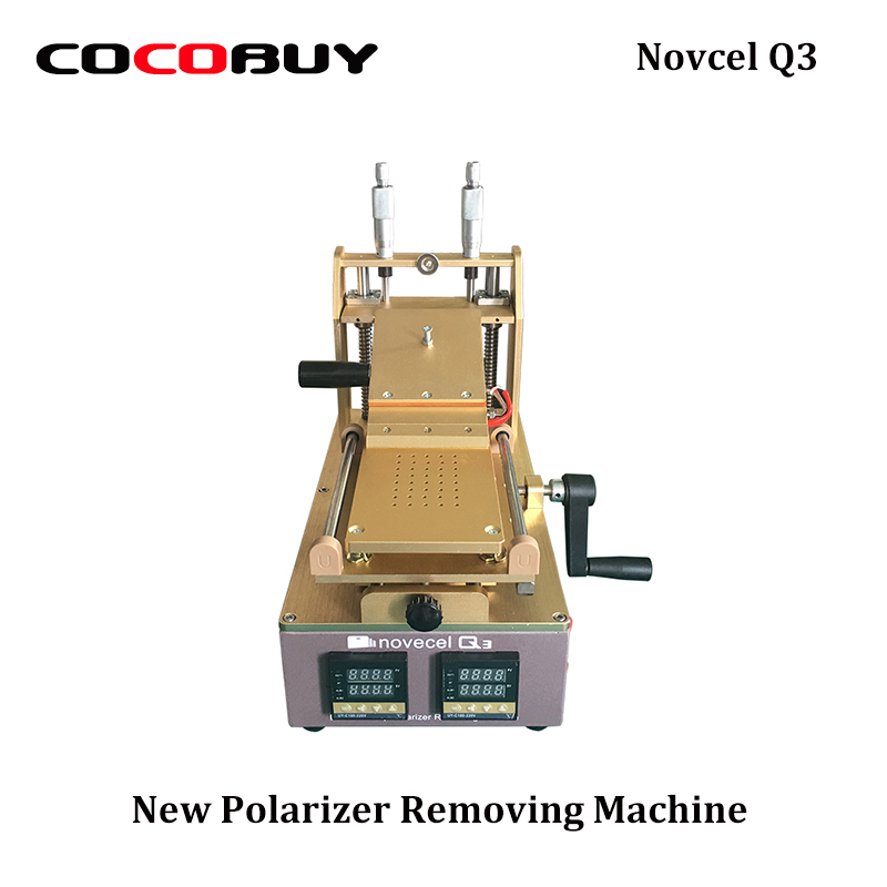 Q3 New Polarizer Removing and Separating Glass Machine For iPhone LCD Repair 110v 220v