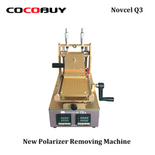 Q3 New Polarizer Removing and Separating Glass Machine For iPhone LCD Repair 110v/220v цена и фото