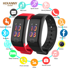 Smart Bracelet Men Color Screen Blood Pressure Fitness Tracker Heart Rate Monitor Smart Band Sport for Android IOS Smart Watch