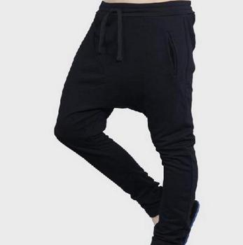male harem pants plus size large trousers taper skinny pants harem pants casual dancer pants Men singers costumes !