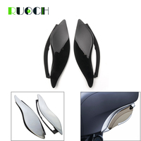For Harley Touring Air Deflectors Fairing Side Batwing Windscreen Wind Deflector Electra Glide Street Glide and Tri Glide 14 17