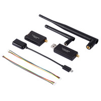 1set 3DR 500MW Radio Telemetry 433Mhz 915Mhz Air And Ground Data Transmit Module For APM Pixhawk