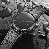 LONGBO Fashion Quartz Watch Men Watches Top Brand Luxury Famous Male Clock Wristwatch For Men Hodinky