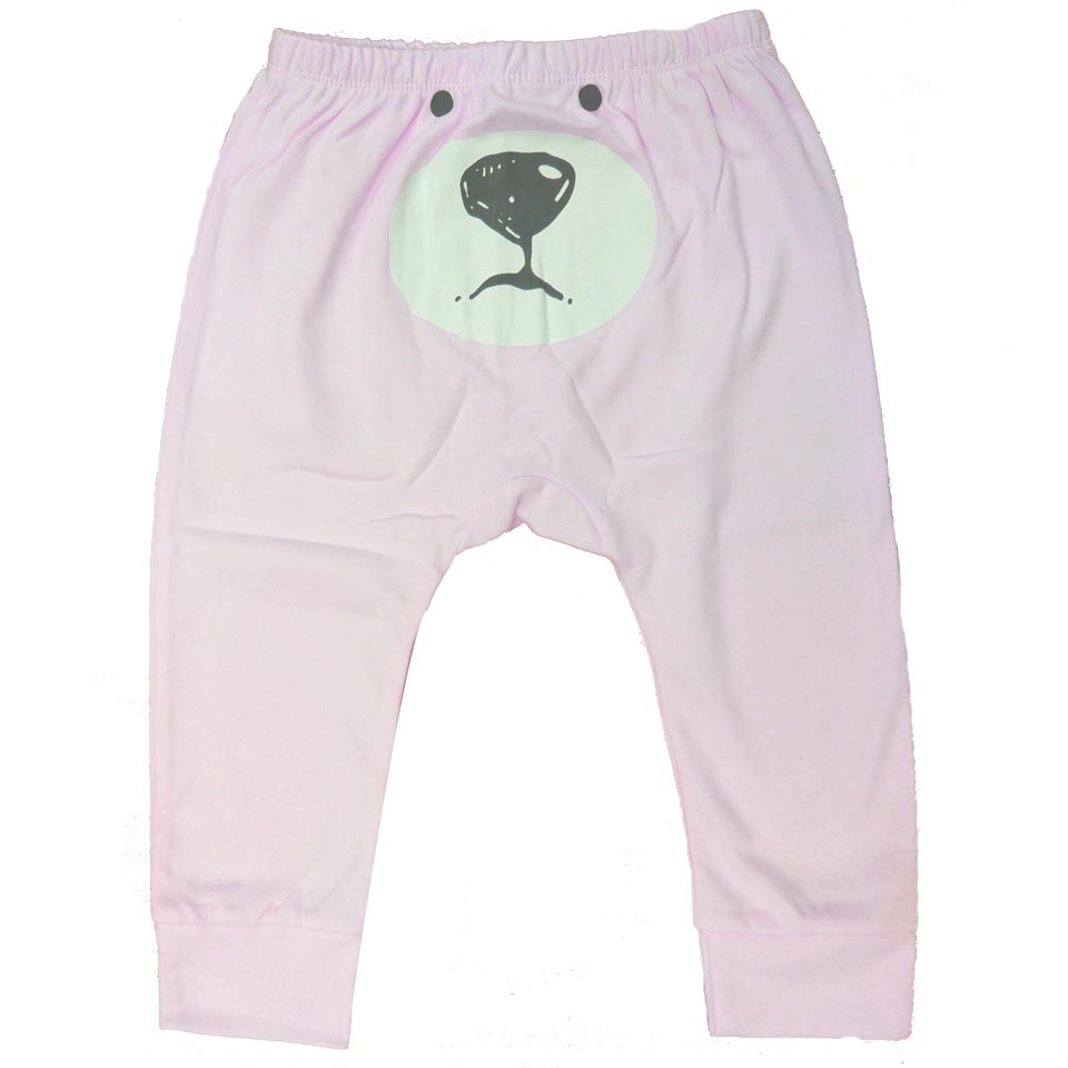 PP Pants 1 Pcs/Lot Baby Trousers Kid Wear brand Baby Pants Cartoon Boy Girl Infant Toddlers Clothing Creppers Cotton Leggings