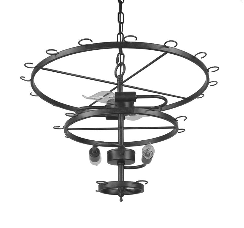 Art Deco Goblet Pendant Light Lamp Retro Red Wine Goblet Pendant lights Hanging Lamp For Hotel Bar Restaurant Glass Lamp Bracket (5)