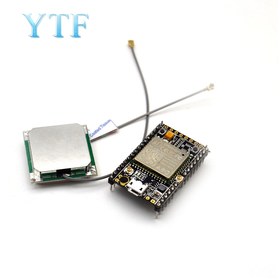 GSM/GPRS+GPS/BDS Development Board A9G Development Board \\SMS\Voice\Wireless Data Transmission + Positioning