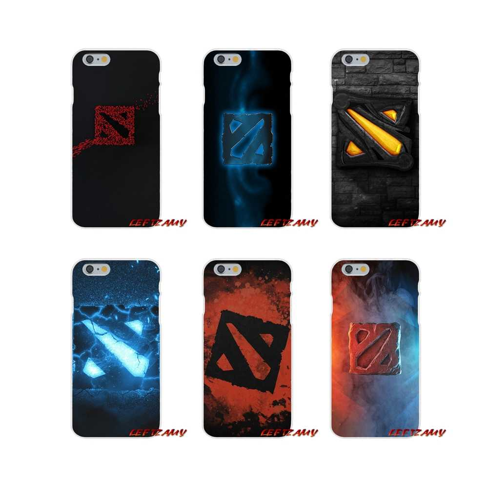 For Huawei P8 P9 P10 Lite 2017 Honor 4C 5X 5C 6X Mate 7 8 9 10 Pro Dota 2 Logo Fashion Accessories Phone Cases Covers