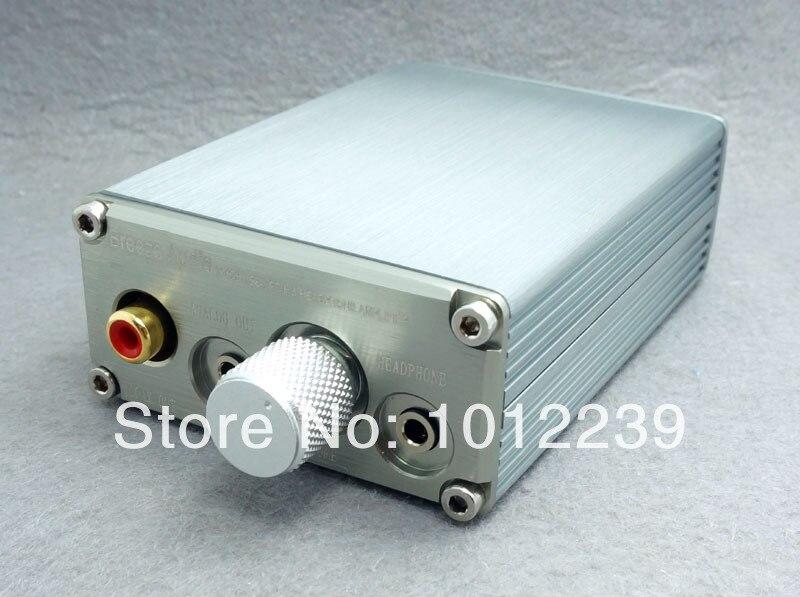 ФОТО PD05 XMOS + PCM5102 + top amp drive portable USB DAC + amp