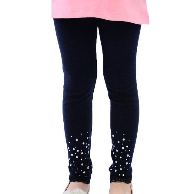 Обувь для девочек Леггинсы для женщин хлопковая детская одежда весна Штанишки для малышей эластичные Танцы штаны для девочек Кружево Одежда для маленьких девочек детская одежда