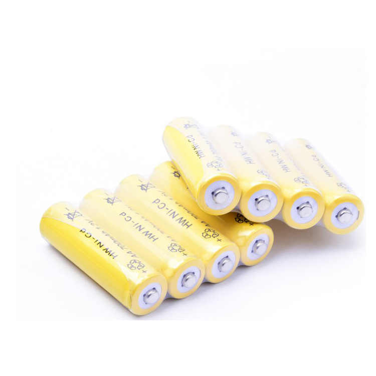 1PCS AA 1.2V 700mAH rechargeable Battery RC electric toy 5 nickel-cadmium rechargeable batteries 700mAH rechargeable Battery