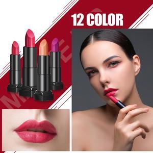 Matte Lipstick Waterproof Lot Cosmetic L
