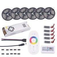 BEILAI 5050 RGB LED Strip Waterproof 5M 10M 15M 20M 30M DC 12V RGBW RGBWW LED