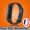 Monitor de freqüência cardíaca do bluetooth smartwatch pedômetro aptidão conectividade smart watch relógio à prova d' água relógio para ios android phone
