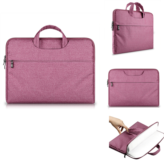 New Arrival Laptop Bag Sleeve Case for Macbook AIR Pro Retina 11 13 15 Inch Notebook Bag for MacBook Air 13 Cover Handle Bag