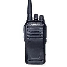 VHF ham radio JP 1000 портативная рация с мощной батареей 5600 мАч для охоты на открытом воздухе на большие расстояния 10 км