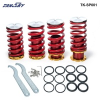 Coilover Springs for Honda Civic 88 00 Red available and The other color need to make by order TK SP001