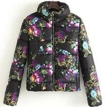 2016 NEW Women Coat Fashion Spring Autumn Women Jacket Female Parkas Casual Basic Jackets Wadded plus