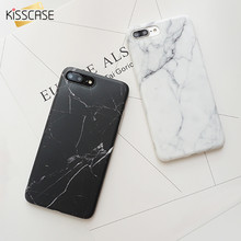 Фотография KISSCASE Phone Case For iPhone 6 6S Plus 5s SE Cover Soft TPU Protective Cover For iPhone 7 7 Plus Case Marble Pattern Cases