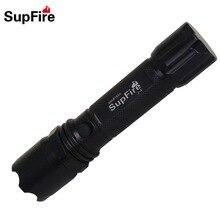 Supfire J1 Mini LED Flashlight Lanterna High Power Lantern bike wholesale or retail single torch Professional for Lighting