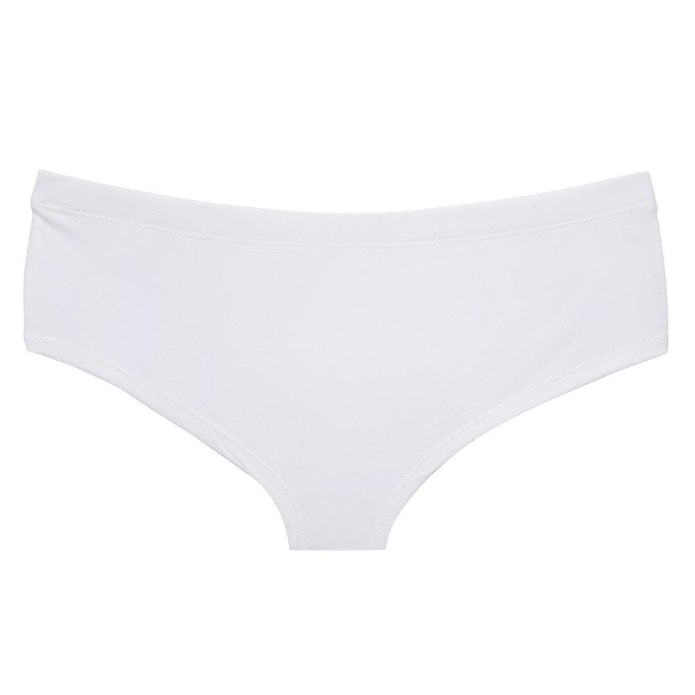 LEIMOLIS touch id white Letter funny print sexy hot panties female kawaii Lovely underwear push up briefs women lingerie thongs in women 39 s panties from Underwear amp Sleepwears