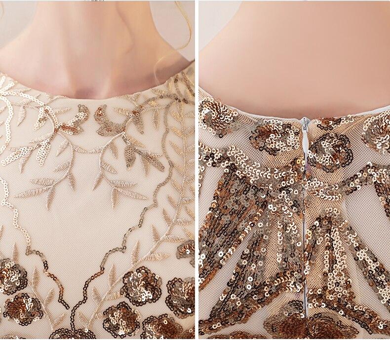 Mermaid Evening Dress Lång 2018 Eleganta Aftonklänningar Långa - Särskilda tillfällen klänningar - Foto 6