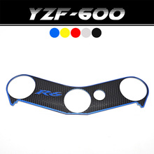 For YAMAHA YZF R6 YZFR6 YZF-R6 Top Clamp Upper Front End Decal Motorcycle Sticker Pad Triple Tree protection Film 2006 – 2016