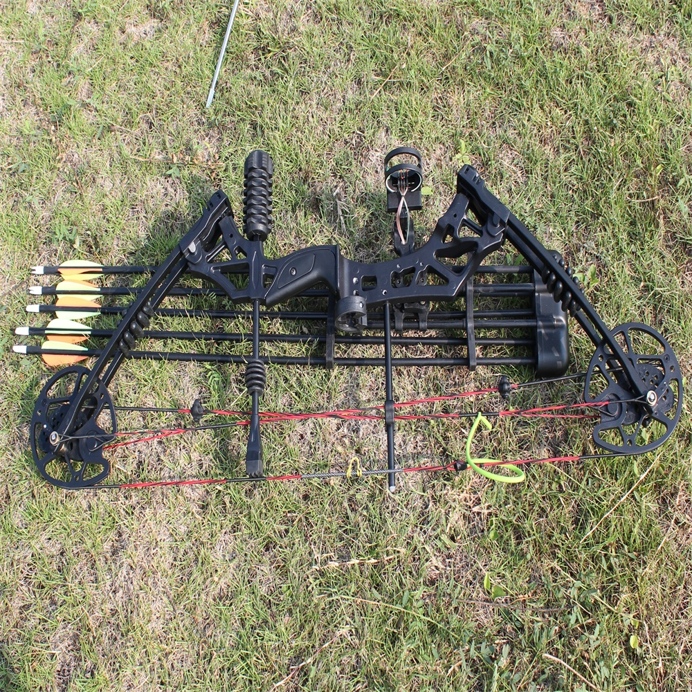 complete Kaimei Han hunting compound bow sets 6 month Quality Assurance - archery manufacturer store