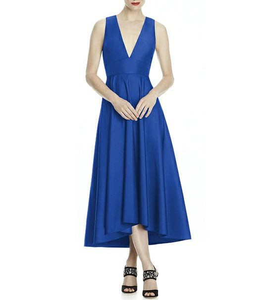 Beautiful 2017 Burgundy Backless Spanish Evening Dress Hi Low Hunter Formal  Party Prom Dresses Robe De Soiree Longue Avondjurk 31e175265475
