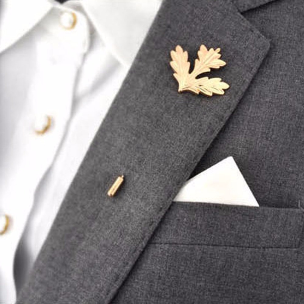 wilson blazer on butler brooch a stem flower