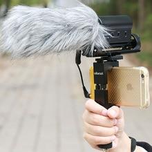 Ulanzi Microphone Deadcat Windshield for RODE VideoMic Go Windscreen Fur Wind Shield Takstar SGC-598 for Microphone