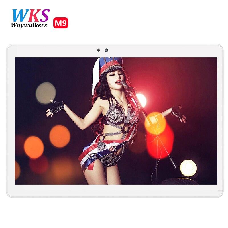 Envío gratis 2017 Más Nuevo 10.1 pulgadas 3G 4G Lte Tablet PC Ocat Core 4 GB RAM