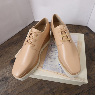 Chaussures De Compensées As Rond À Casual as Plate Hauteur Croissante Bout Solides Mode Show Lacets Appartements Dame Show forme Femmes Talons qIOw5wCxS