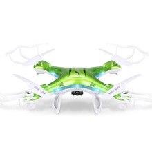 Kualitas tinggi rc drone H5P 2.4G 6 Axis Gyro Headfree Satu Kunci kembali RC Quadcopter Drone dengan HD 2MP Kamera dan lampu led untuk hadiah
