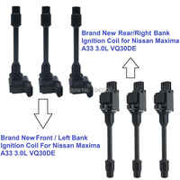 6 pcs Ignition Coil 224482Y005 , 224482Y001 Plug pack For Nissan Maxima Infiniti 3.0 V6 VQ30DE OE # 22448-2Y005 22448-2Y001