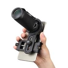 Big discount 30X25 Hiking Concert Bird Watching HD Telescope Monocular Camera Lens + Holder Clip + Lens Cover for Smartphones