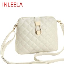 INLEELA Small Autumn Shell Bag Fashion Embroidery Shoulder Bag New Women Messenger Bag Hot Sale Messenger Bag