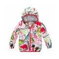 Boys Blazer Cartoon Dinosaur Boy Hooded Coat & Outerwear Spring Girl Windbreaker Baby Jackets Kid Clothes Children Clothing