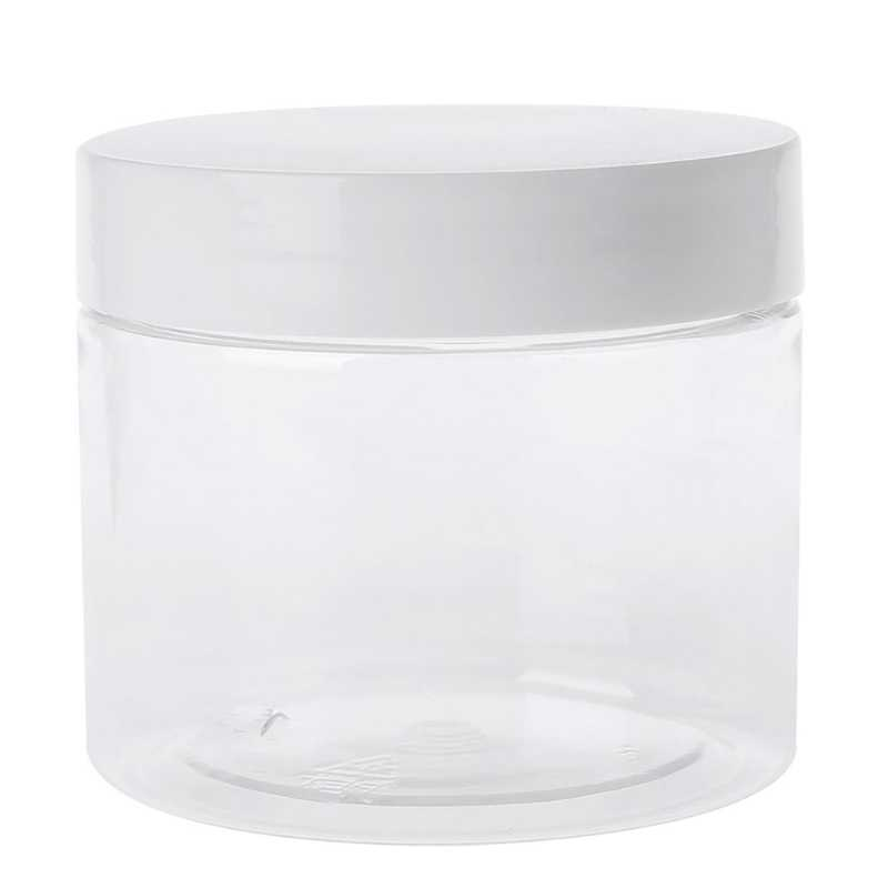 150ml Empty Container For Slime Light Clay Makeup Jar Cosmetic Pot Cream Bottle Nail Box