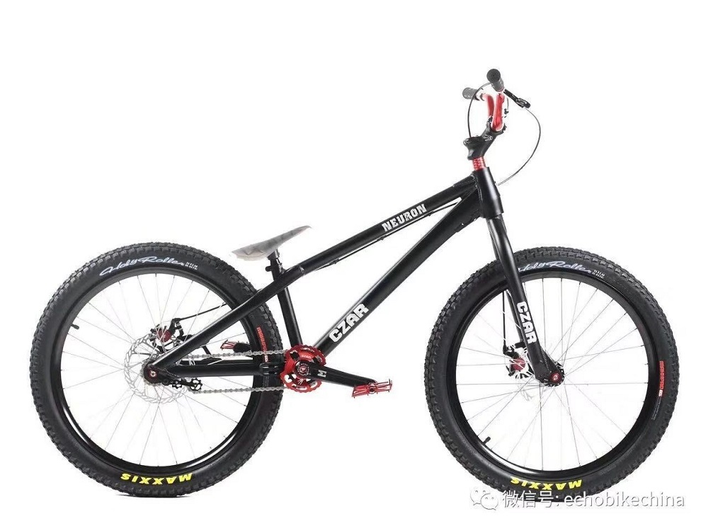 Newest Original ECHOBIKE CZAR-s <font><b>24</b></font> inch Street Trials Bike Complete Trial Bike ECHO Inspired Danny MacAskill image